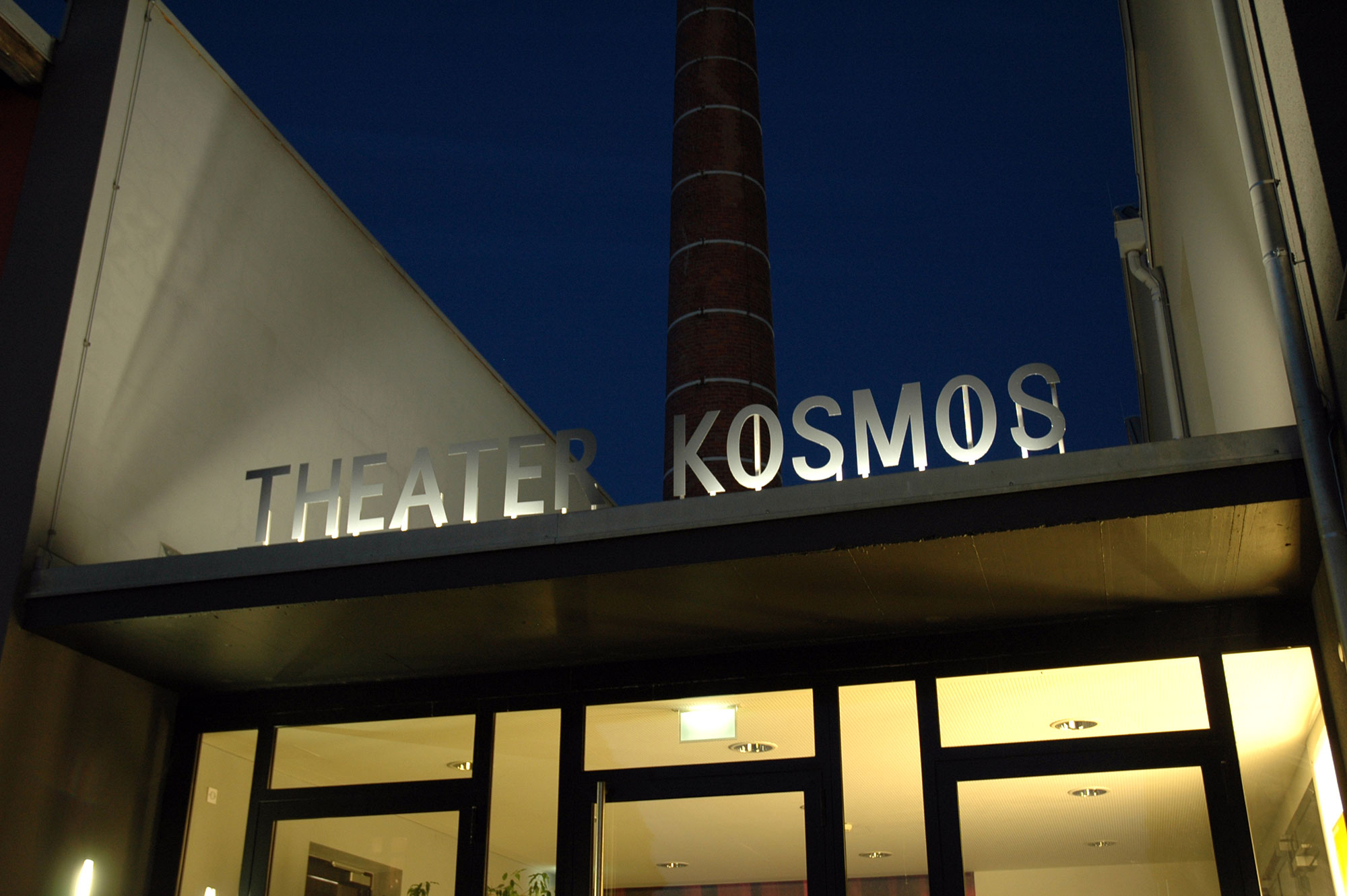 THEATER KOSMOS in Bregenz